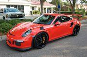 2016 Porsche 911 GT3 RS Coupe 2-Door